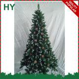 Albero di Natale artificiale del pino multicolore