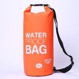 Gli sport esterni promozionali 10L impermeabilizzano il sacchetto asciutto dello zaino del barilotto (YKY7271)