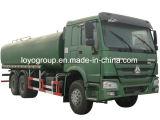 Sinotruk HOWO 6X4 12000L Wasser-Becken-LKW-konkurrenzfähiger Preis