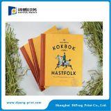 책 인쇄를 요리하는 완벽한 바인딩 색깔