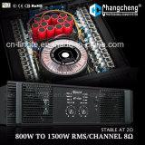 Mt1201専門のクラスH熱い販売法の高い発電のアンプ