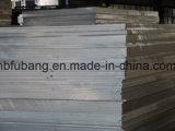 Folha da liga de alumínio de preço de custo/placa industriais 6061 T6