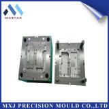 Moldeo por inyección plástico modificado para requisitos particulares del conector de cable de la precisión