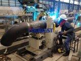 Maquinaria de solda automatizada tubulação da alta qualidade