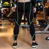 O desgaste da aptidão ostenta calças para homens (na ginástica)
