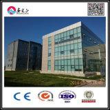 Buen edificio de oficinas de la estructura de acero de la iluminación