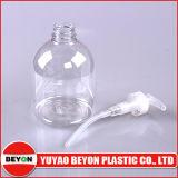 популярная круглая дешевая пластичная бутылка жидкостного мыла 500ml
