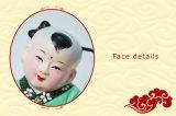 Presente de artesanato da figura tradicional chinesa