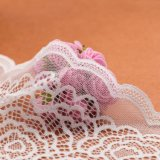 New China Heavy Swiss Voile Lace Tecido para Senhoras Vestidos