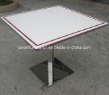 Table de salle à manger acrylique en surface solide Table de salle à manger Table basse Table à manger