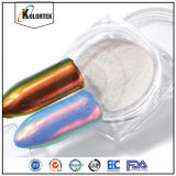 2017 New Luminaura Rainbow Chrome Powder pour Nail Art