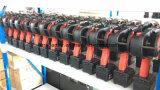 a construção a pilhas do Li-íon de 40mm utiliza ferramentas o Rebar Tr450 automático que amarra a máquina