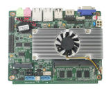 D2550-3 verdoppeln Motherboard des Kern-DDR3, Support Embedd3g/WiFi