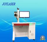 Aguafuerte del laser/máquina de grabado de fibra óptica para la marca de la insignia