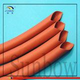 Preto Sleeving do envoltório do Shrink do calor do Polyolefin do preto do 2:1 de Sunbow 40mm