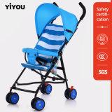 Einfache Falten-Qualitäts-beweglicher Baby-Buggy-Spaziergänger