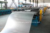 機械(新しい端末)を形作る金属のデッキロール