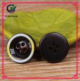 A resina de primeira qualidade abotoa a tecla da forma dos acessórios de matéria têxtil
