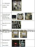 La double presse détraquée latérale droite 600ton pour l'acier de silicium de faisceau de moteur masquant avec Ompi italien sèchent l'embrayage, moteurs de Taiwan Teco