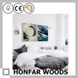 """Cadre de tableau 12 """" X16 """" en bois blanc moderne pour le décor à la maison"""