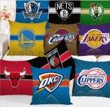 Amortiguador de encargo de la almohadilla del collarín del club del fútbol del baloncesto del indicador nacional para la promoción