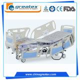 Funzionamento medico elettronico della strumentazione della mobilia della casa di cura del letto di ospedale di funzione del principale cinque dal motore di L&K