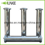 ROのプラントまたは膜ハウジングのための明確な水フィルターハウジング