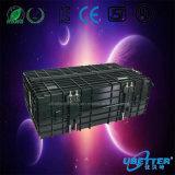 太陽系のためのLiFePO4電池のパック12V 100ahのリチウム電池