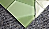 Het Mozaïek van het Glas van de fabriek, Types Virous van het Mozaïek van het Glas