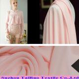 Простирание оптовой продажи конкурентоспособной цены тканья шифоновое для платья