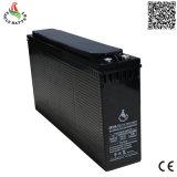bateria terminal dianteira acidificada ao chumbo recarregável de 12V 150ah Mf VRLA para solar