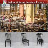 Yc-A172-3 Foshan Großhandelsstuhl Hochzeitsfest-Schwarzessilla-Tiffany