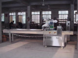 China Horizontal Automatic Pillow Type Food Biscuit Bags Packing Machine