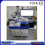 Máquina da marcação do laser da fibra para o CPE