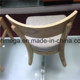 Moderne Gaststätte-Raum-Möbel-hölzerner aufgefüllter speisender Stuhl (FOH-CXSC02)