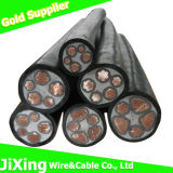 Верхний силовой кабель Underground Electric Cables Quality Lowest Price 4 Core 240mm XLPE Insulated