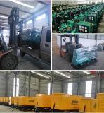 700kVA раскрывают тепловозный комплект генератора Yuchai производя комплект