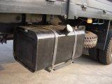 40 voeten 4 de Skeletachtige Semi Aanhangwagen van de As