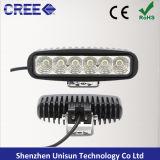 indicatore luminoso d'inversione ausiliario del CREE 4X4 LED di 12V 18W 6X3w