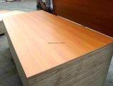 Madera contrachapada/madera contrachapada de la melamina/madera contrachapada de los muebles