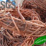 Sucata do cobre da sucata do fio 99.99% de cobre do GV 99.9%