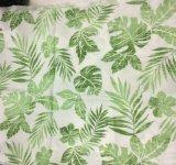 tela impresa 100%Linen de la ropa, tela de materias textiles casera
