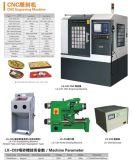 Hochgeschwindigkeits-CNC-drehende Maschine für die Metallform-Formung