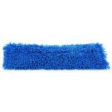Herramienta de limpieza con azul de microfibra seco fregona Pad