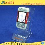アクリルの移動式表示携帯電話の立場(AM-C075)