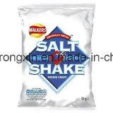Einzelnes seitliches PET überzogenes Salz-Quetschkissen-Beutel-Papier