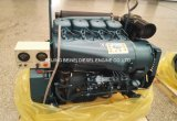 구체 믹서 Beinei Deutz 공기에 의하여 냉각되는 디젤 엔진 F4l913