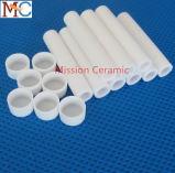 Professionele Aangepaste Hoge Zuiverheid 95% Alumina van 99.7% Ceramische Buis