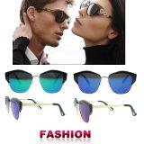 Поляризовыванные солнечные очки для солнечных очков логоса женщин оптом изготовленный на заказ