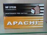 Batería sin necesidad de mantenimiento (MF57539)